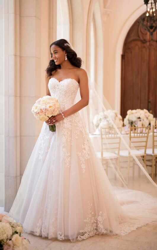 Stella York 6776 A Line Wedding Dress Brides Of Bakewell,Country Style Barn Wedding Rustic Mother Of The Bride Dresses